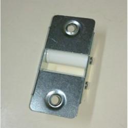 Trasera guía-cintas para cinta de 22 milímetros