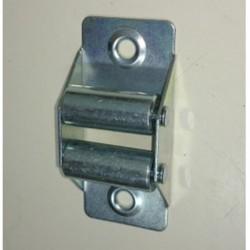 Guía-cintas todo metálico para cinta de 22 milímetros
