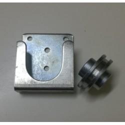 Soporte persiana con rodamiento de acero