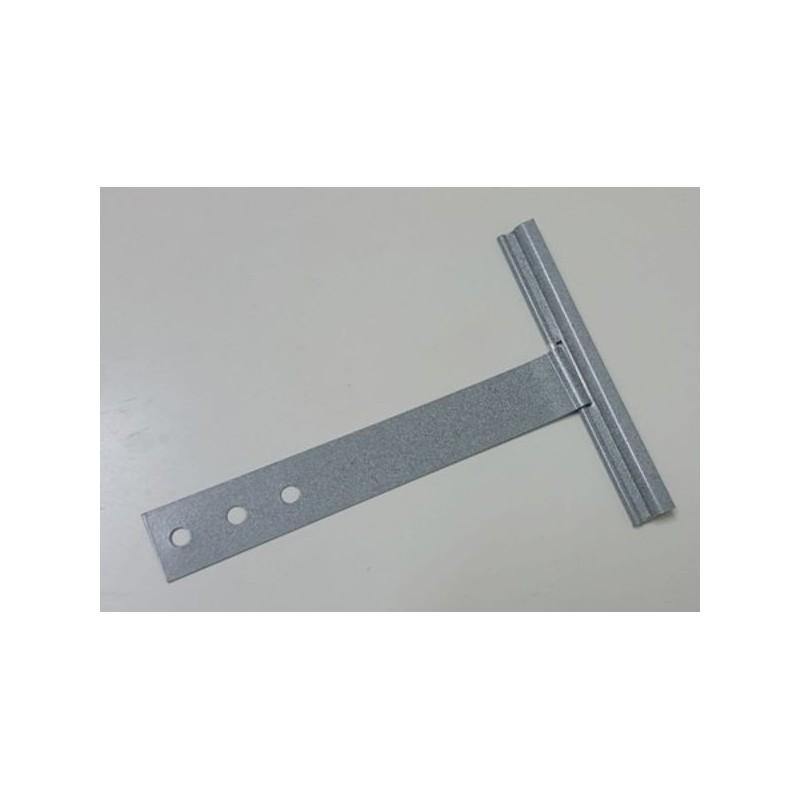 Tirante metálico lacado regulable