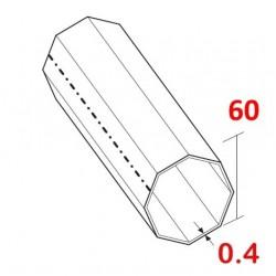 medidas eje de 60 milimetros