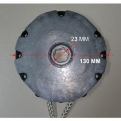 Diámetro cardan de cordón con adaptadores