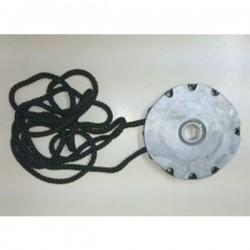 Cardan de cordón con adaptador