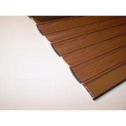 Tapón  lateral para lamas aluminio térmicas