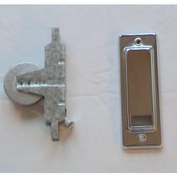 Recogedor cinta de 22 milímetros pequeño metálico