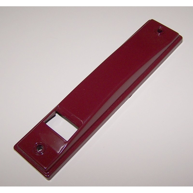 Placa pvc para recogedor empotrable universal 20 milímetros