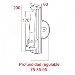 Medidas recogedor para cinta 22 milímetros