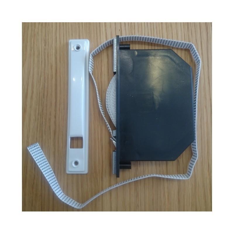 Recogedor embutir 16 milímetros ancho de cinta