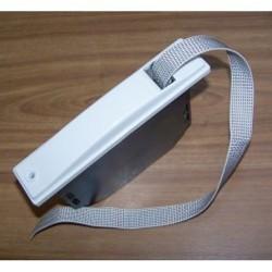 Recoge cinta 20 milímetros ancho embutir