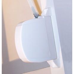 Recogedor cinta 14 milímetros abatible exterior