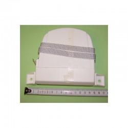 Recogedor cinta 14 milímetros exterior abatibles