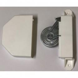 Piezas recogedor cinta 22 milímetros pvc exterior abatible