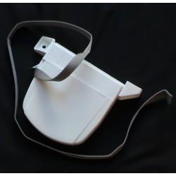 Recogedor cintas 14 milímetros exterior abatible