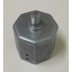 cápsula todo metal para eje de 50 milímetros