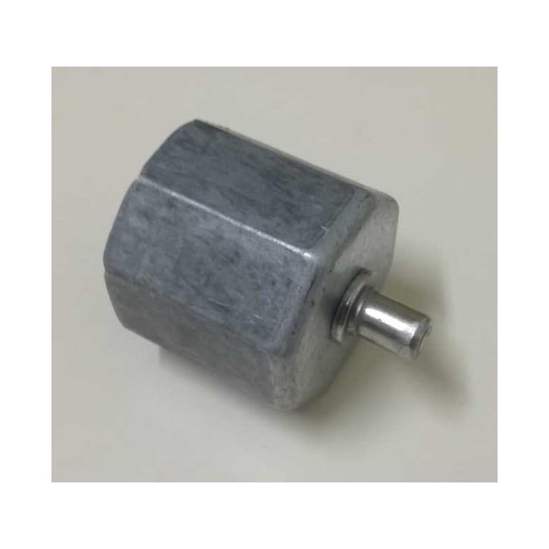 Contera metálica con espiga eje octogonal 50 milímetros