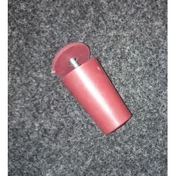 Tope persiana rojo