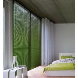 veneciana aluminio color verde