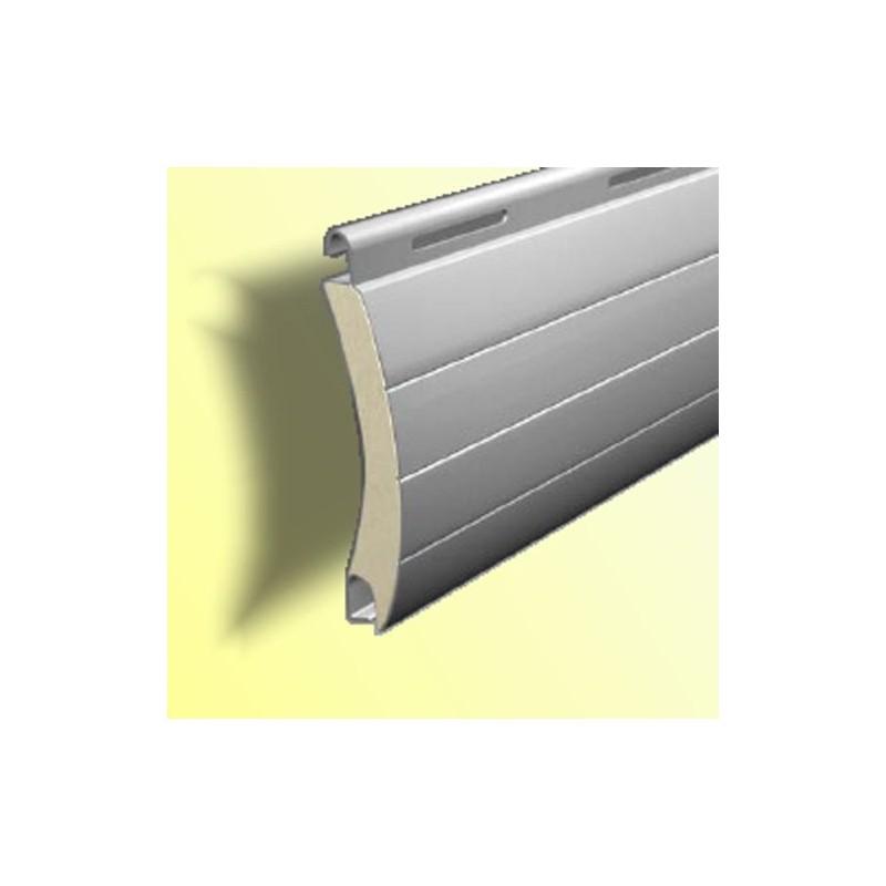 Lama curva aluminio 45 milímetros