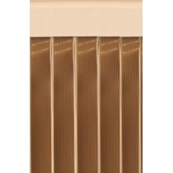 Cortina cinta beige