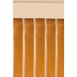 Cortina cinta amarilla