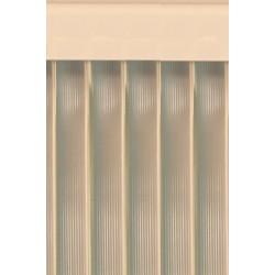Cortina cinta transparente