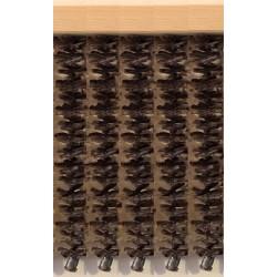 Cortina pita marrón