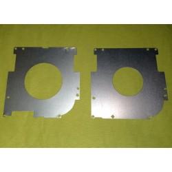 placas de contención para ejes de 40 a 60 de diámetro