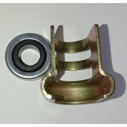 soporte con rodamiento de nylon cataluña