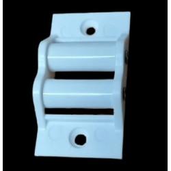 Guía-cintas todo nylon para cinta de 22 milímetros
