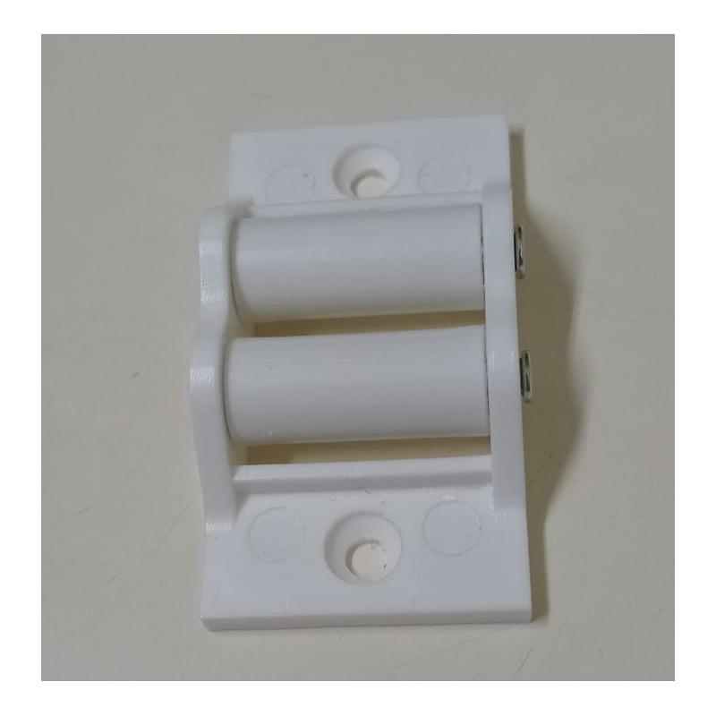 Guía-cintas todo plástico cinta de 22 milímetros