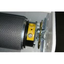 motor en cajon de aluminio