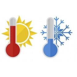 Protegen del calor y del frío.