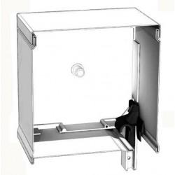 Sección cajón aluminio