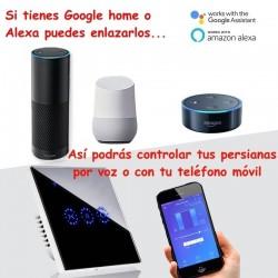 compatible con alexa y google home