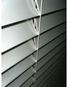 Veneciana aluminio con laminas de 25 milímetros de ancho