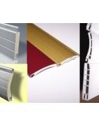 Lamas y zocalos de persiana en pvc o aluminio